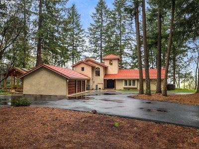 West Linn Single Family Home For Sale: 31030 SW River Lane Rd