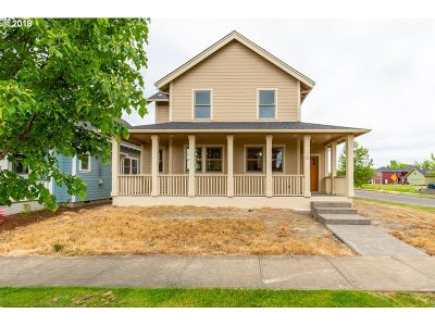 Monmouth Single Family Home For Sale: 708 S Martin Way