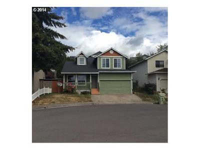 Portland Single Family Home For Sale: 5547 NW 180th Pl