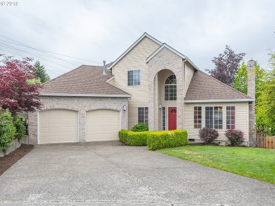 Tigard Single Family Home For Sale: 14550 SW Moet Ct