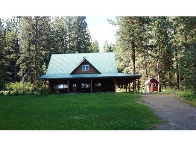 la grande Single Family Home For Sale: 62145 Starr Ln