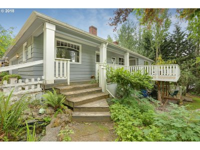 West Linn Single Family Home For Sale: 19550 SW Stafford Rd