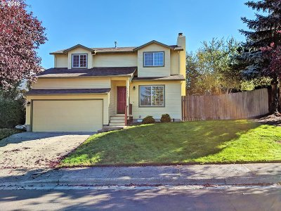 Aloha Single Family Home For Sale: 7410 SW 173rd Pl