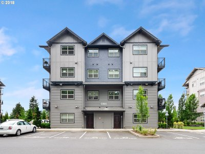 Beaverton Condo/Townhouse For Sale: 13885 SW Meridian St #137