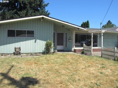 Canby OR Single Family Home For Sale: $303,900