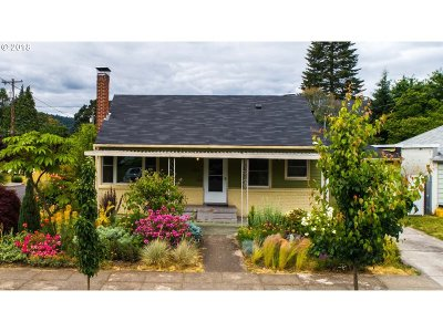 Portland Single Family Home For Sale: 6807 N Tyler Ave