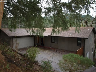 Eugene Single Family Home For Sale: 5040 Saratoga St