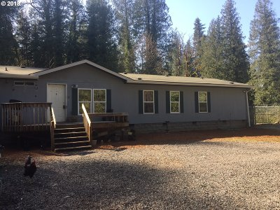 Sandy Single Family Home For Sale: 56024 E Highway 26