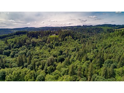 Hillsboro, Cornelius, Forest Grove Farm & Ranch For Sale: 17411 SW McCormick Hill Rd