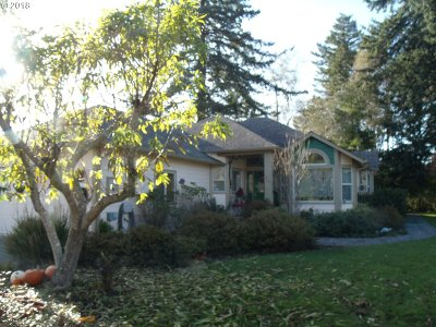 Brookings Single Family Home For Sale: 930 Timberline Dr
