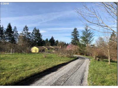 Canby Single Family Home For Sale: 11500 S Township Rd