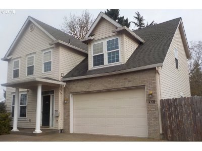 Canby Single Family Home For Sale: 630 S Ponderosa Ct
