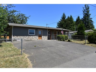 Coos Bay Single Family Home For Sale: 1780 Pennsylvania