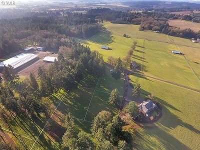 Salem Single Family Home For Sale: 7178 Mill Ridge Pl