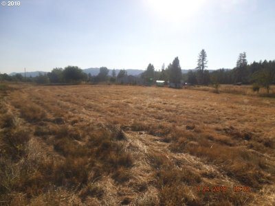 Roseburg Residential Lots & Land For Sale: 485 Orchard Ln