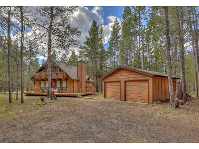Bend Single Family Home For Sale: 55485 Homestead Way