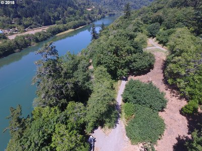 Curry County Residential Lots & Land For Sale: S Bank Chetco River Rd