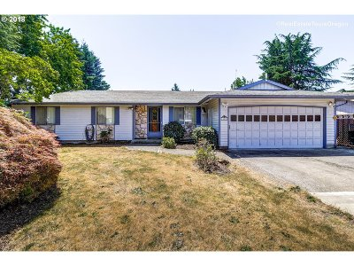 Portland Single Family Home For Sale: 18828 NE Irving Ct