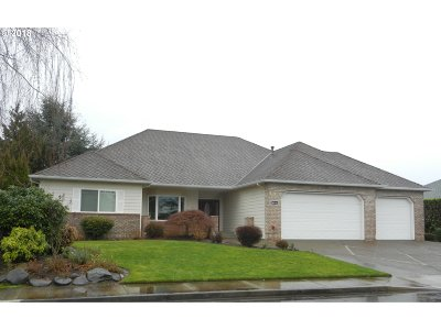 Keizer Single Family Home Sold: 6536 Hogan Dr
