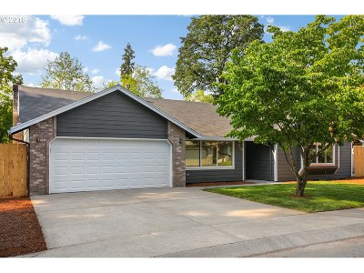 Milwaukie Single Family Home For Sale: 7529 SE Lillian Ave