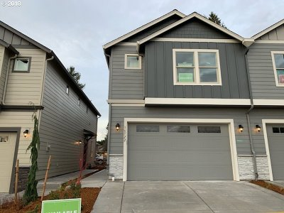 Vancouver Single Family Home For Sale: 16522 SE 39th St