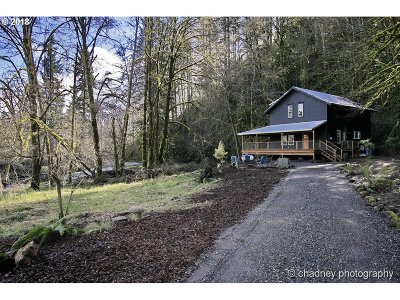 Single Family Home Sold: 54031 Sam Blehm Rd