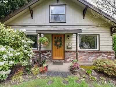 West Linn Single Family Home For Sale: 1459 Holly St