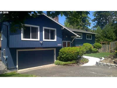 Gresham Single Family Home For Sale: 2837 SW Riverview Ct