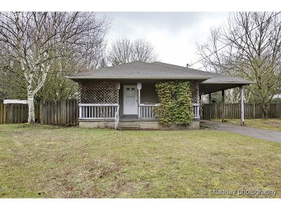 Single Family Home For Sale: 1110 SE 196th Ave
