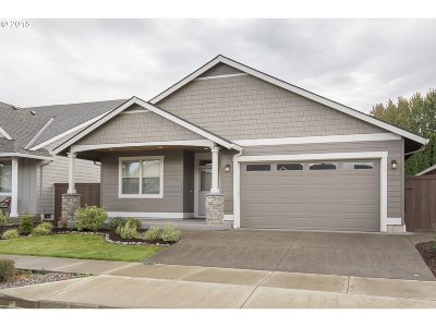 Keizer Single Family Home Pending: 1452 N Lydia Ave