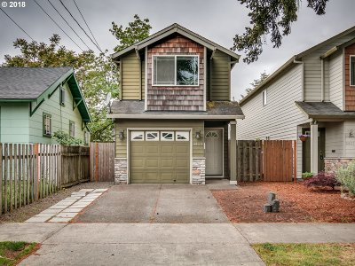 Single Family Home For Sale: 3423 NE 78th Ave