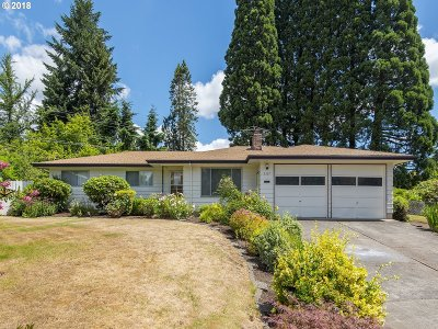 Hillsboro Single Family Home For Sale: 2307 SE Pine St