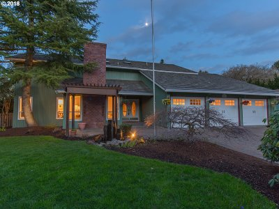 Tigard Single Family Home For Sale: 14300 SW Hazel Hill Dr