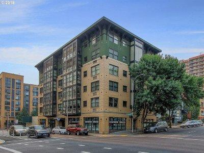 Portland Condo/Townhouse For Sale: 1134 SW Jefferson St #302
