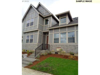 Single Family Home For Sale: 15271 NW Rossetta St #L3