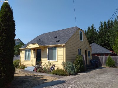 Eugene Single Family Home For Sale: 1375 W 13th Ave