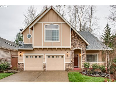 Wilsonville, Canby, Aurora Single Family Home For Sale: 7550 SW Roanoke Dr