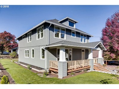 Portland Single Family Home Bumpable Buyer: 6777 SW 54th Ave