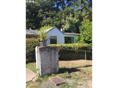 Portland Residential Lots & Land For Sale: 6301 SW 35th Ave