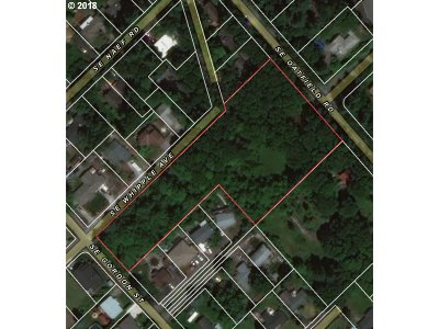 Milwaukie Residential Lots & Land For Sale: 16305 SE Oatfield Rd