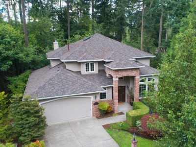 Beaverton Single Family Home For Sale: 16465 SW Sanderling Ct
