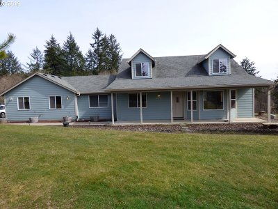 Cowlitz County Single Family Home For Sale: 624 Butte Hill Rd