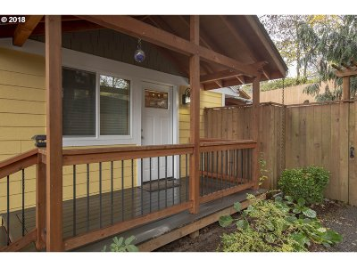 Vancouver Single Family Home For Sale: 2905 E 16th Pl #D