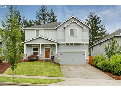 Happy Valley Single Family Home For Sale: 11106 SE 100th Ave