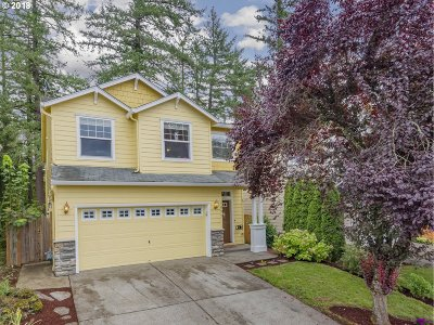 Washougal Single Family Home For Sale: 1052 57th St