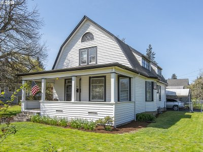 Single Family Home For Sale: 5909 SE 77th Ave