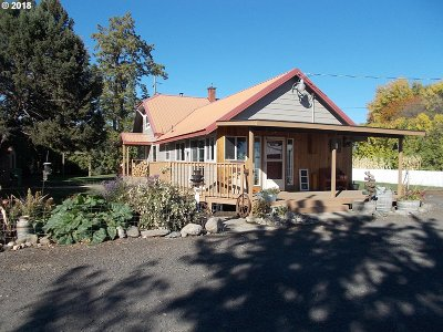 Umatilla County Single Family Home For Sale: 73563 Hwy 331