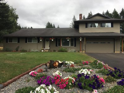 Washougal Single Family Home For Sale: 1221 NE 322nd Ave