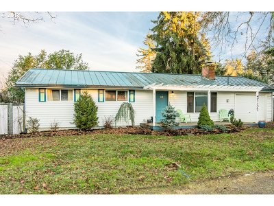 Oregon City Single Family Home For Sale: 638 Apperson St