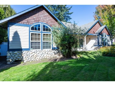 Canby Single Family Home Sold: 1440 NE 11th Ave